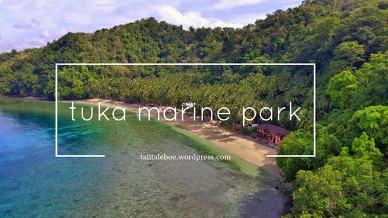 Tuka Marine Park